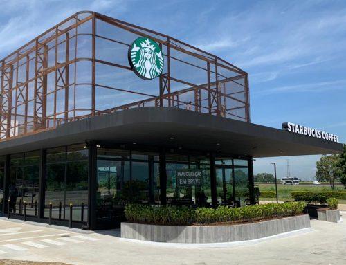 Starbucks Posto Arco Iris