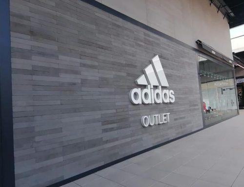 Adidas Ripas de Concreto Aparente